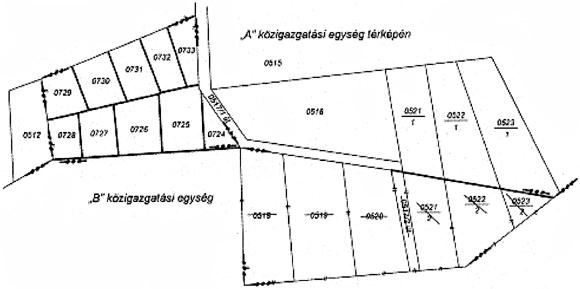 helyrajzi számos térkép 44/2006. (VI. 13.) FVM rendelet   1.oldal   Hatályos Jogszabályok  helyrajzi számos térkép