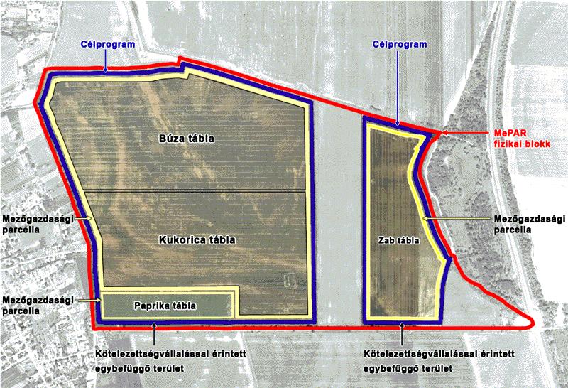 mepar térkép 61/2009. (V. 14.) FVM rendelet   1.oldal   Hatályos Jogszabályok  mepar térkép